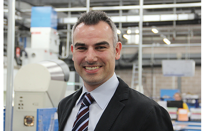 Directeur des ventes Europe chez Mikron Tool