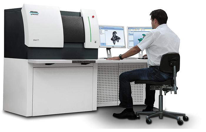 Tomographie par rayon X à découvrir avec Wenzel