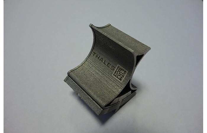 Le laser fibré pour le marquage des pièces en 3D