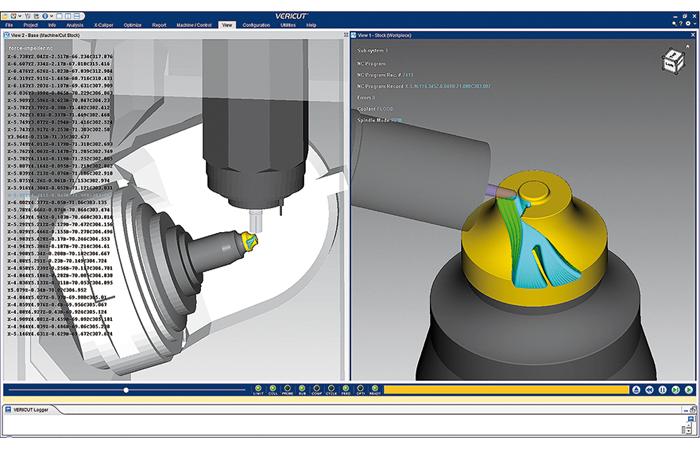 CGTech redéfinit la simulation CN
