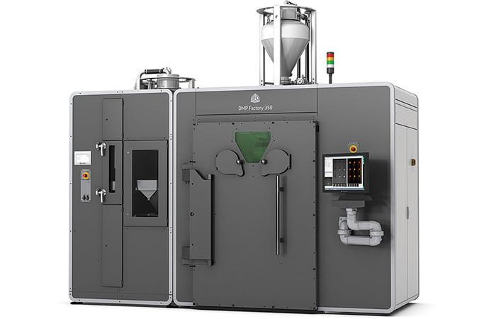 3D Systems accélère la fabrication additive