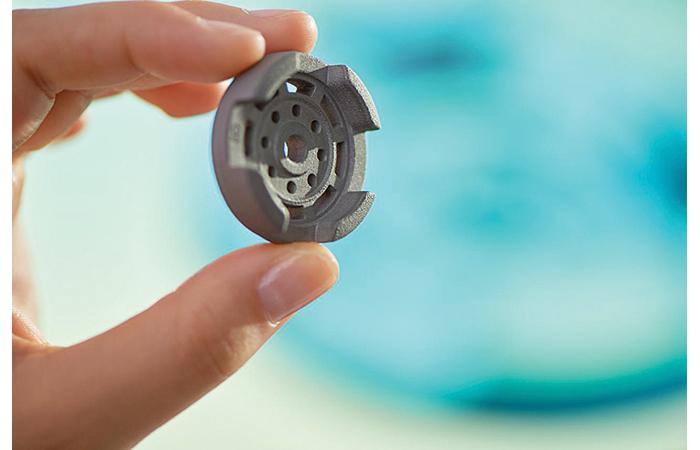 HP se lance dans l'impression 3D métal