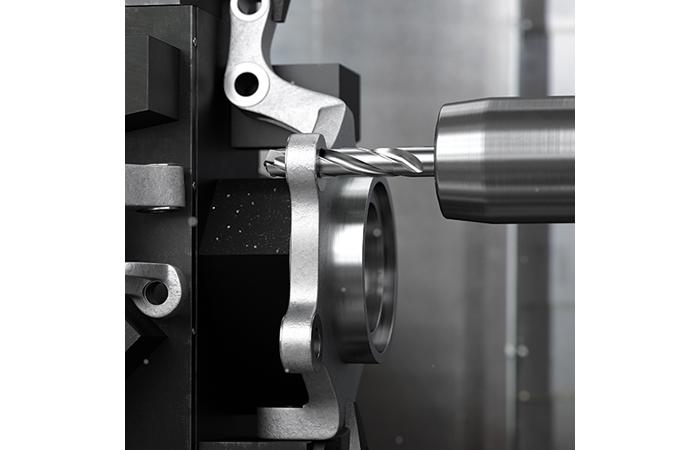 Des forets optimisés pour les pièces en aluminium