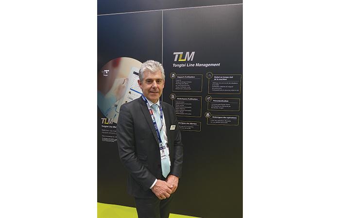 TLM, la solution de Tongtai pour l'usinage 4.0