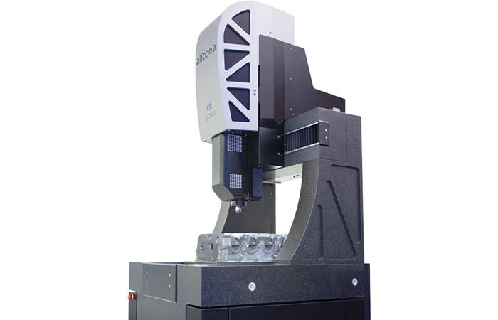 MMT optique Alicona à variation focale