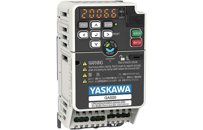 Yaskawa rend l'automatisation plus facile