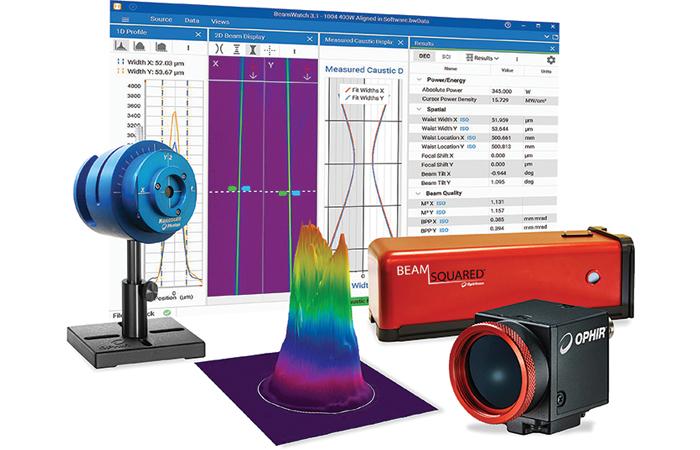 Garantir la qualité du laser avec Ophir