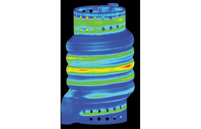 Fabrication additive métal : solution de simulation Ansys