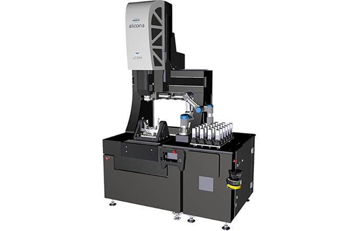 Bruker Alicona présente une MMT optique et automatisée