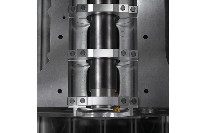Alésage micrométrique et antivibratoire Sandvik Coromant