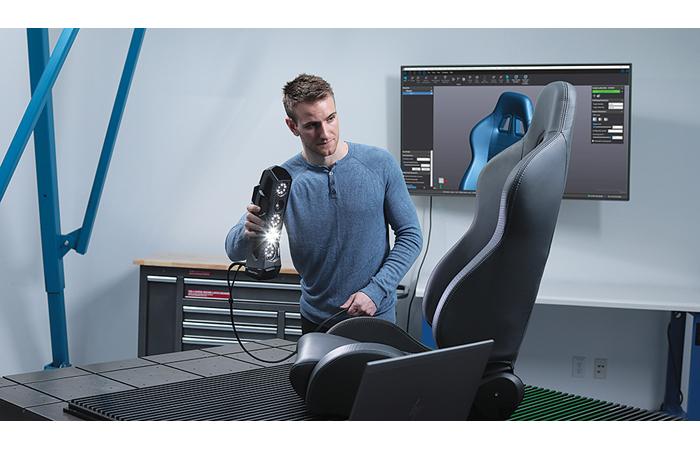 Derniers scanners 3D de Creaform à Formnext