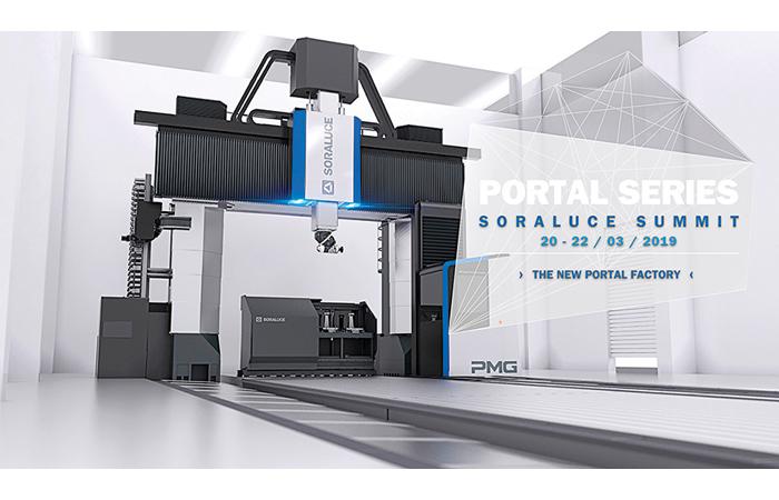 La technologie des machines à portique au cœur du Soraluce Summit