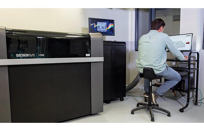 L'impression 3D au service des malades et soignants