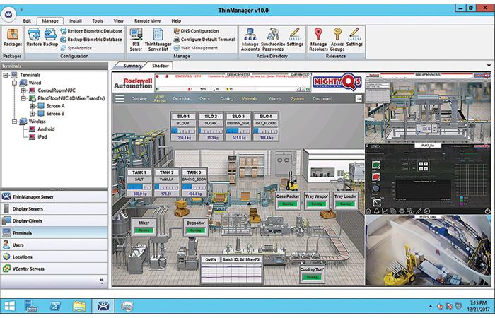 Les solutions logicielles 4.0 de Rockwell Automation