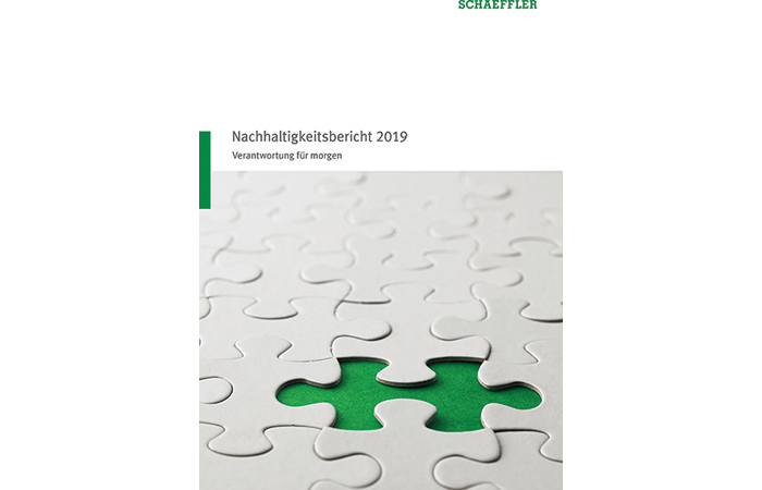 Schaeffler engage sa stratégie en développement durable