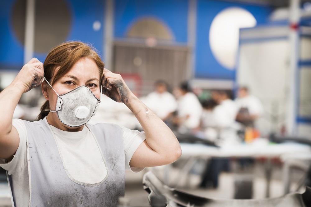 Afnor fournit un référentiel pour fabriquer des masques barrières