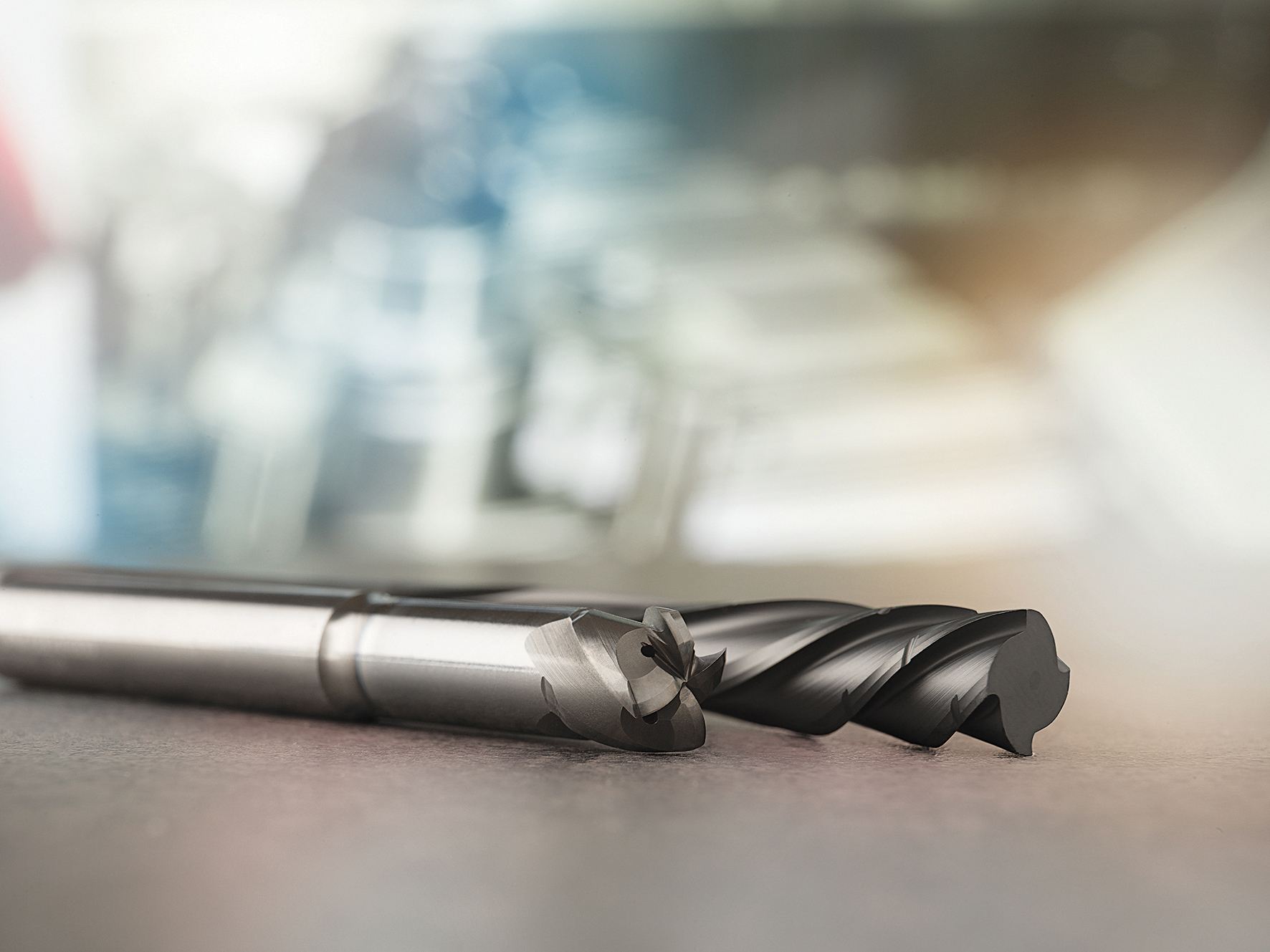 Fraises d'ébauche et finition Seco Tools pour matériaux hybrides