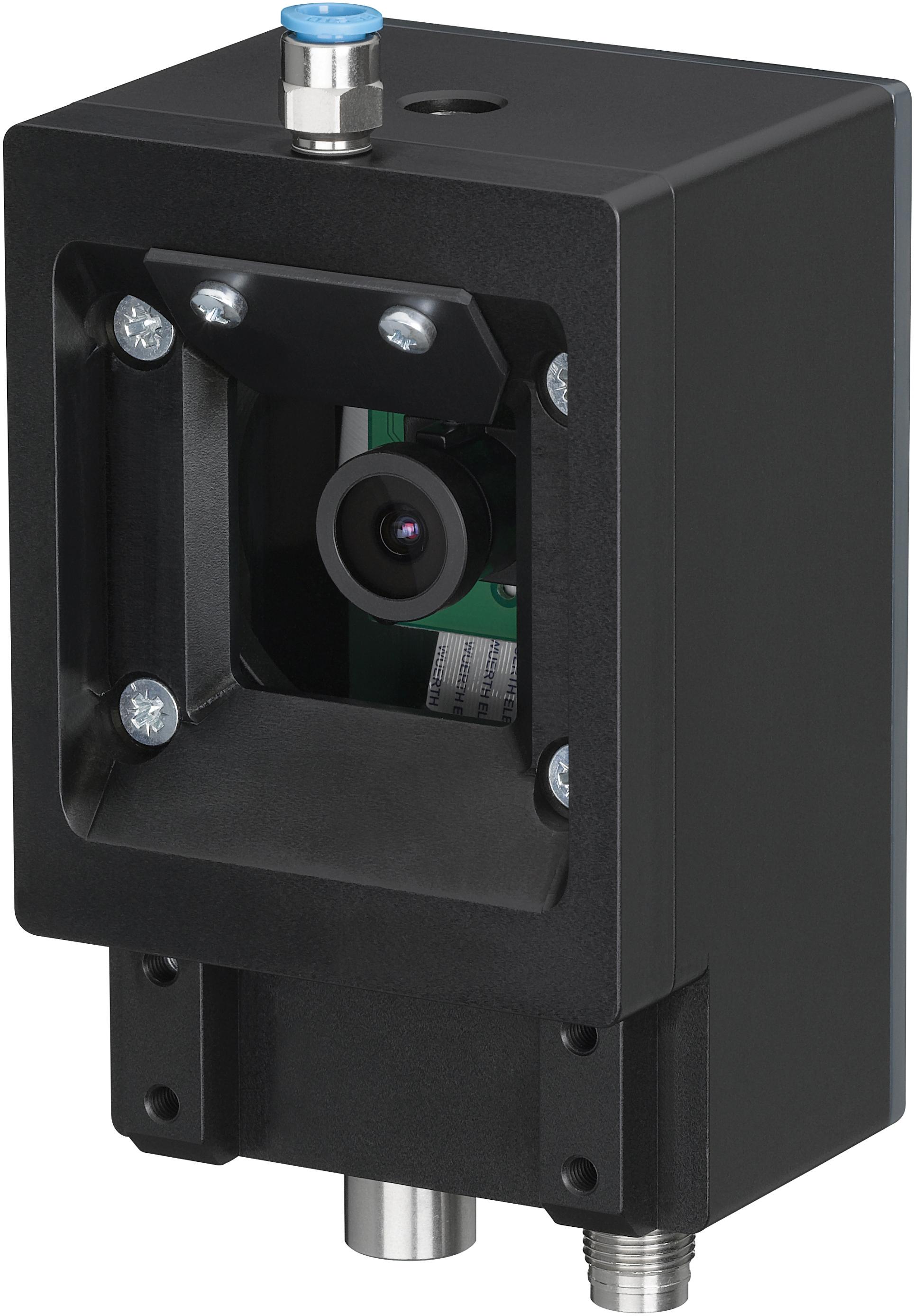 Leuze propose une caméra intelligente