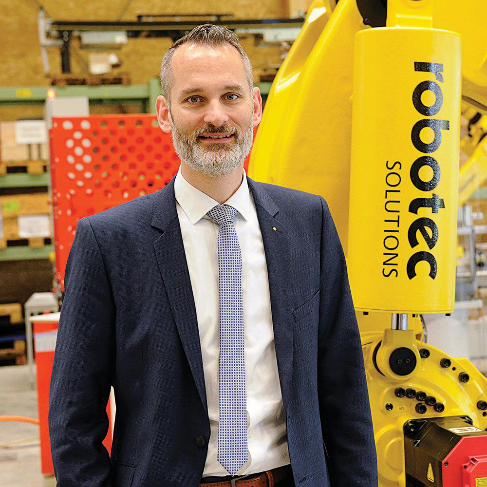 Robotec Solutions se développe à l'international