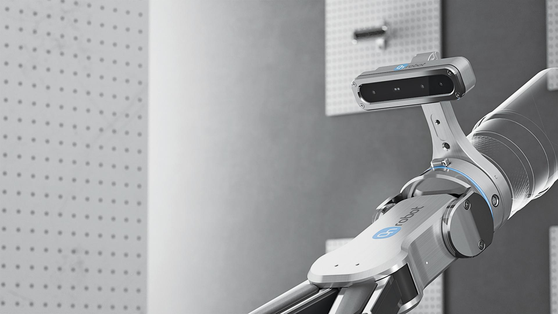 Vision 2,5 D robotique proposée par OnRobot