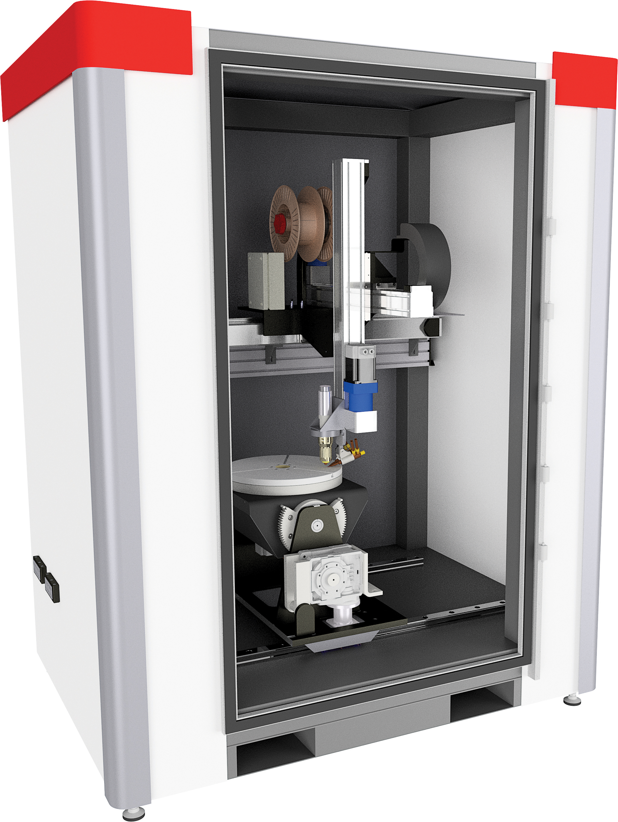 Multistation distribue la technologie 3D plasma
