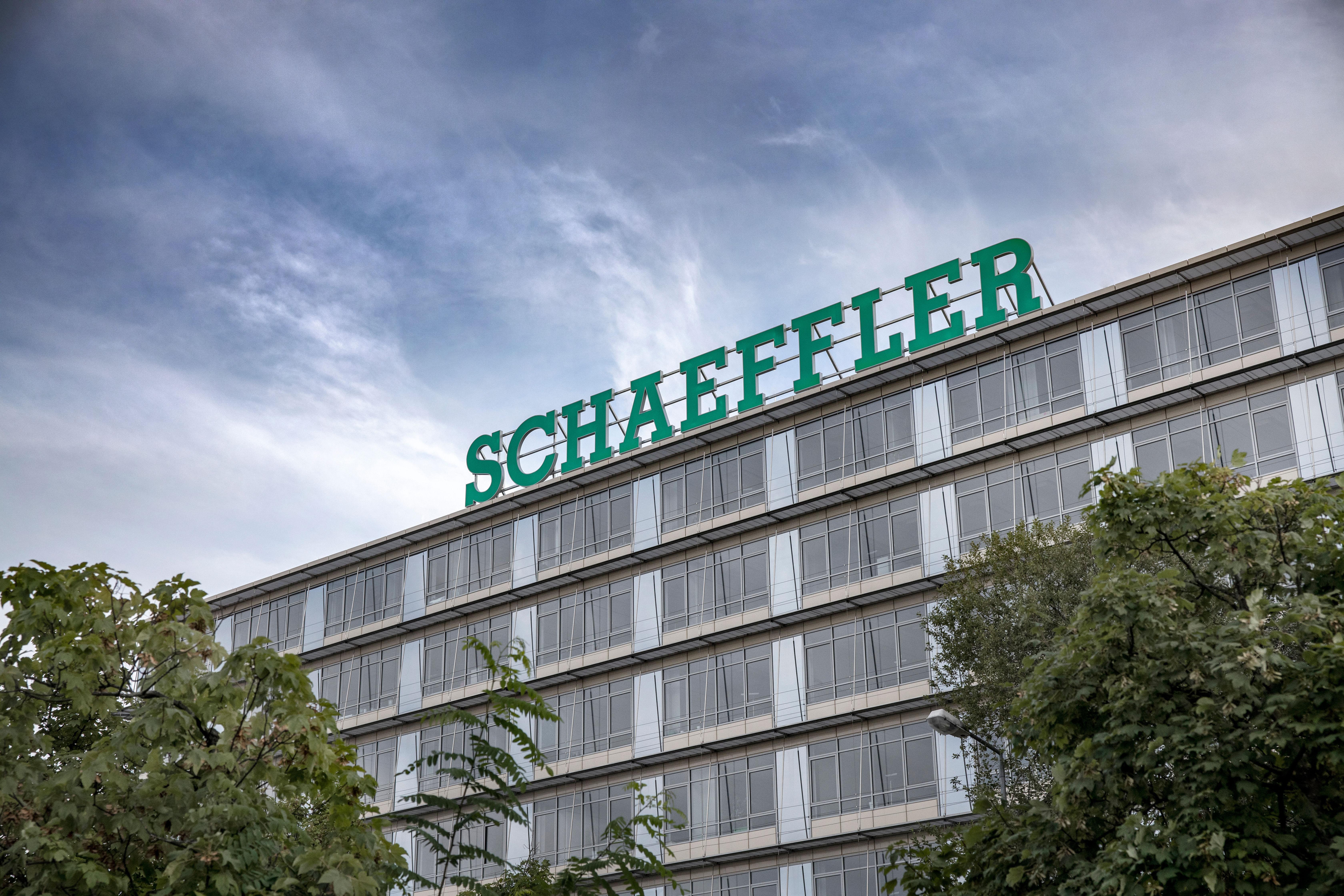 Schaeffler bénéficie d'un crédit vert