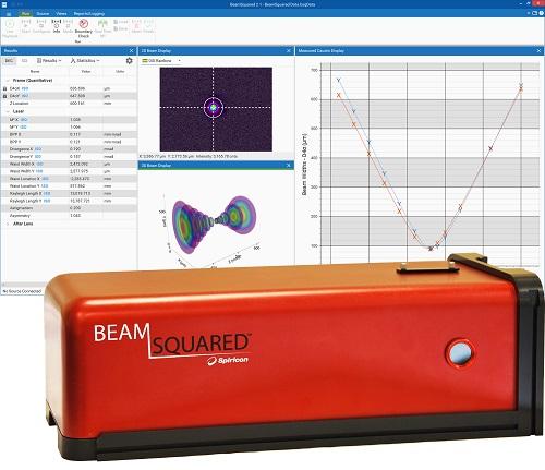Ophir : les indices de qualité d'un laser en moins d'une minute