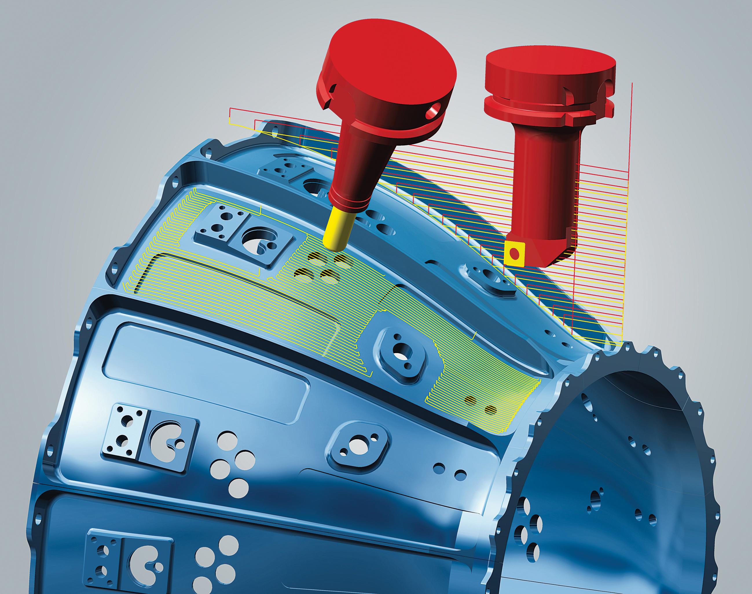 Pan-Metal réduit ses temps de programmation CN