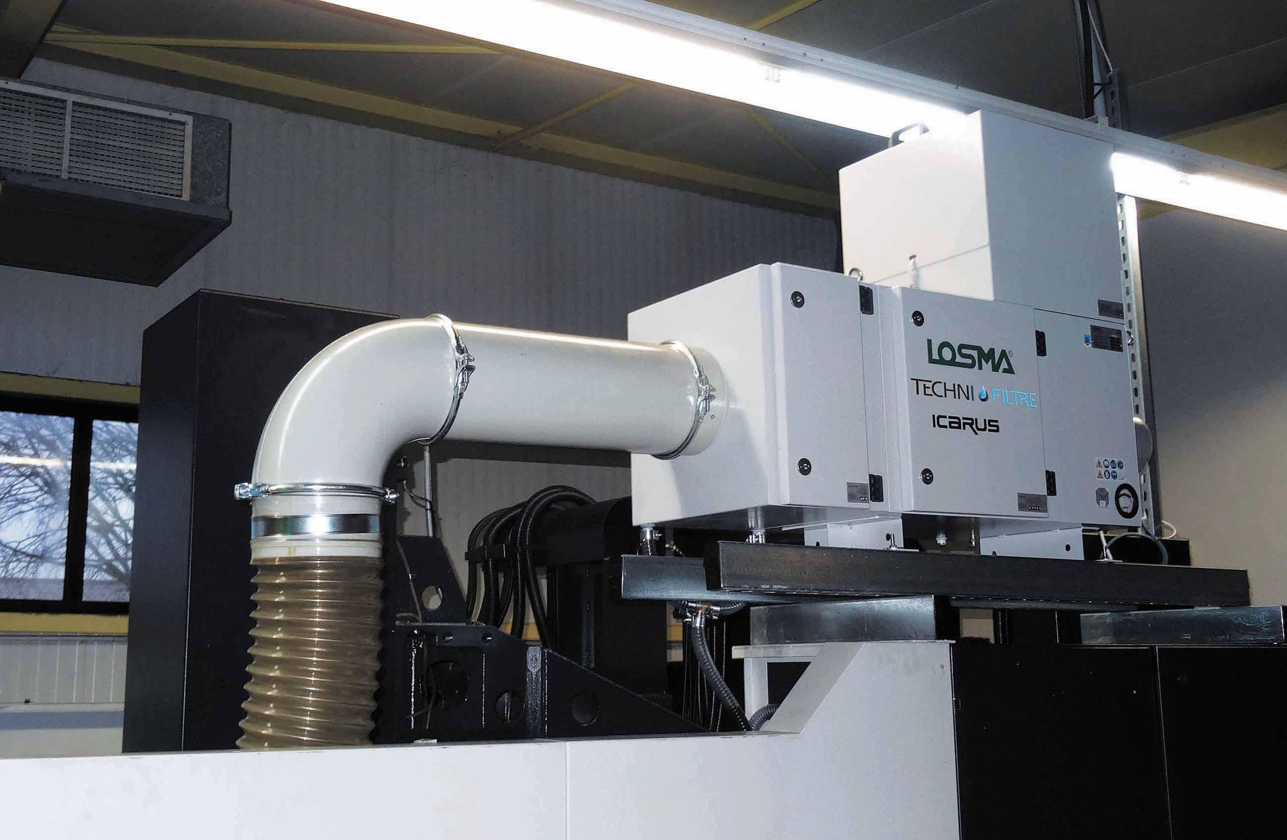 La filtration, accélérateur de productivité chez Solufab