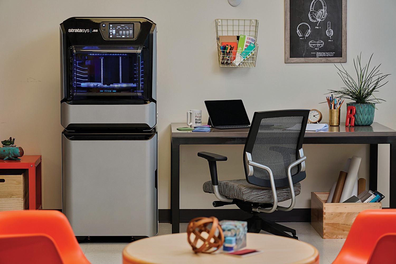 Une imprimante 3D polyvalente et ultraréaliste