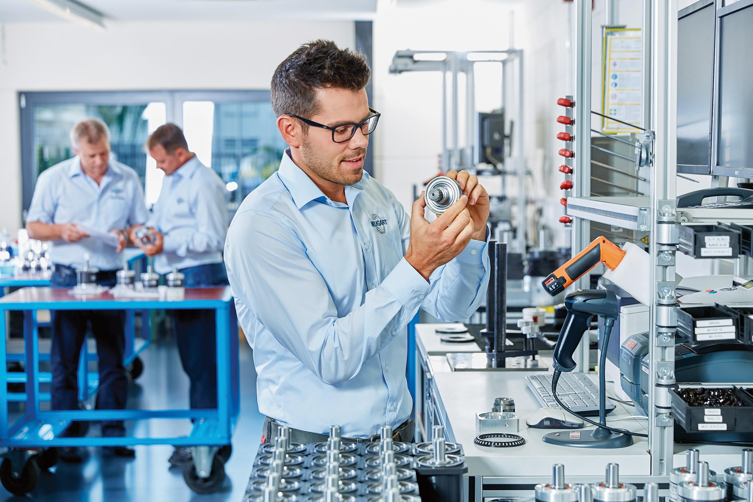 Réducteur/moteur : de la configuration à la maintenance