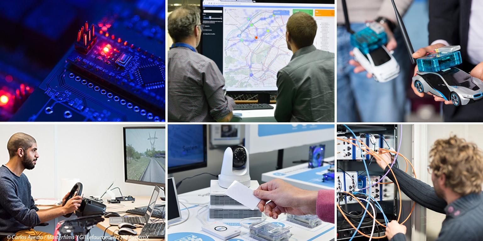 Dotation de 35 millions d'euros pour SystemX