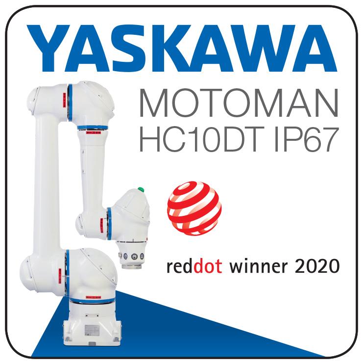 Le prix du Design «Red Dot Award» décerné à un robot collaboratif