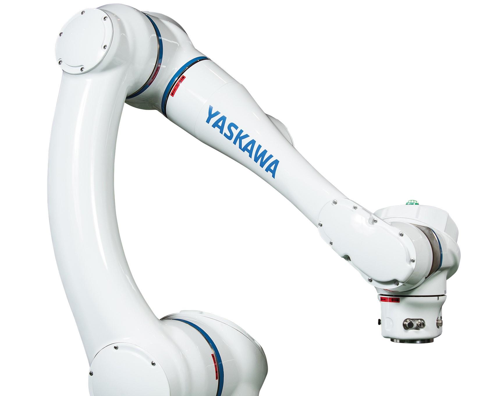 Yaskawa élargit sa gamme de robots collaboratifs