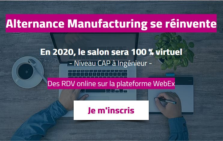 Alternance Manufacturing maintient sa plate-forme ouverte