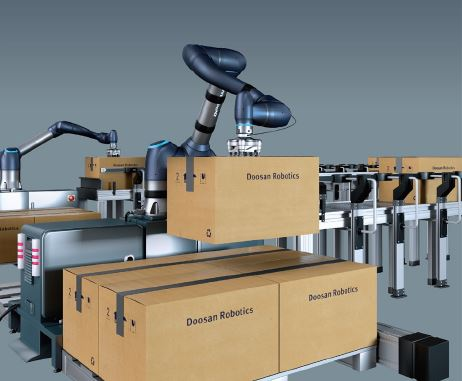 Doosan Robotics élargit sa gamme de cobots