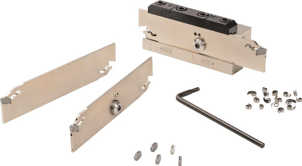 Kyocera lance sa gamme d'outils à tronçonner KPK