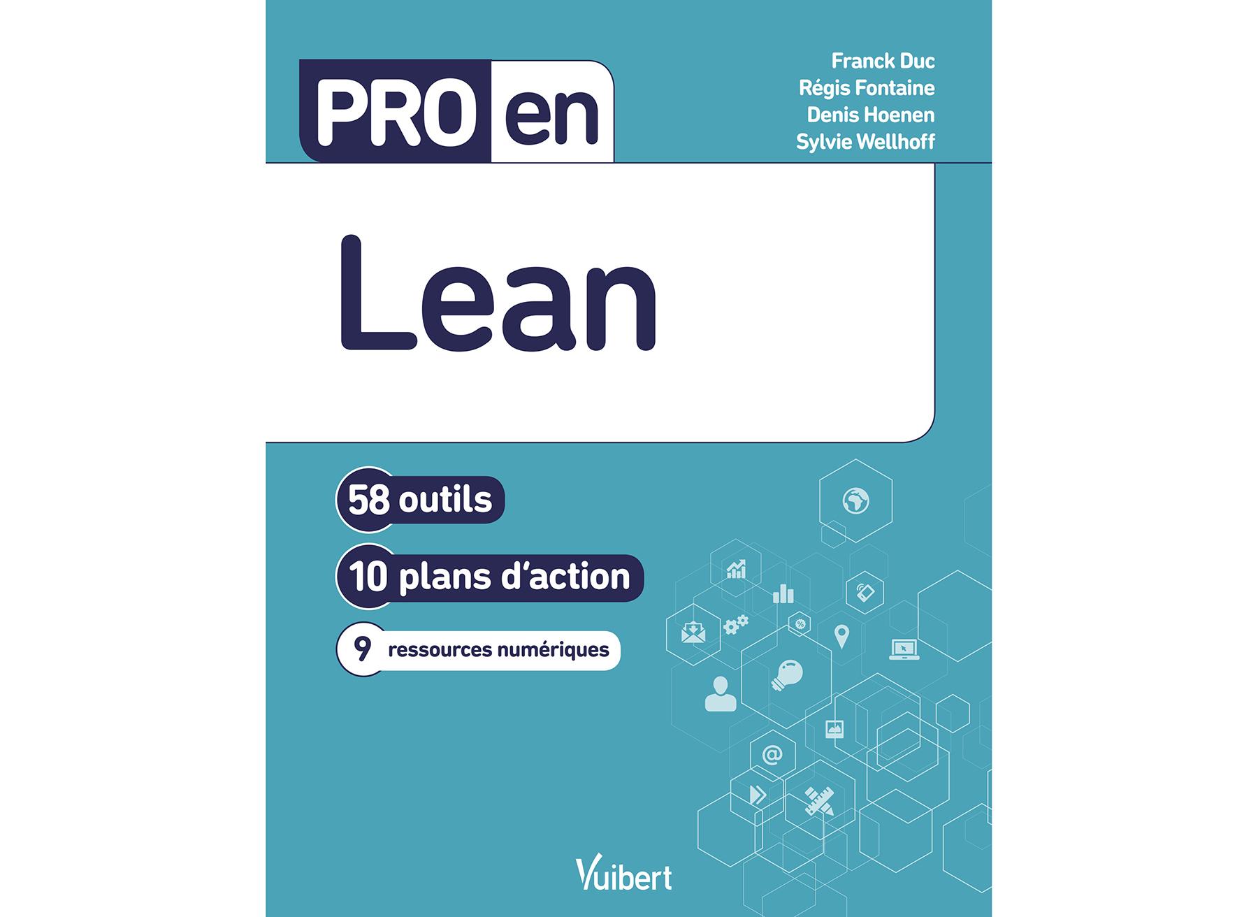 Livre : Pro en Lean