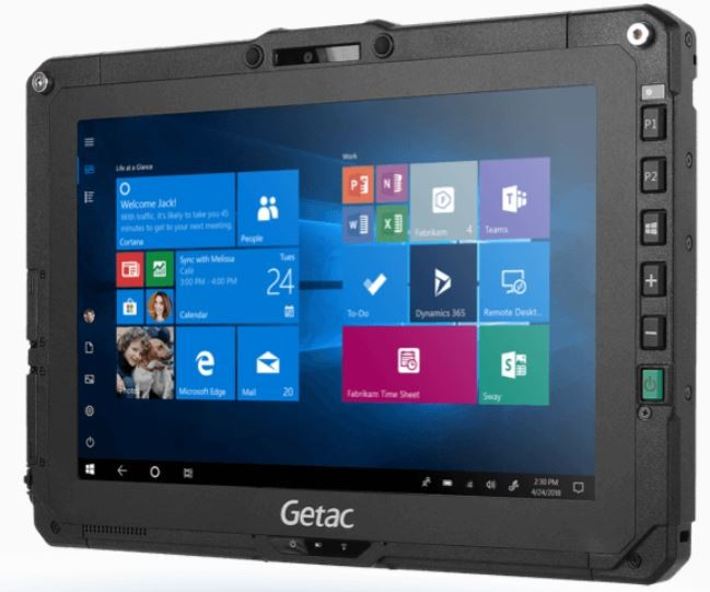 Solutions mobiles Getac