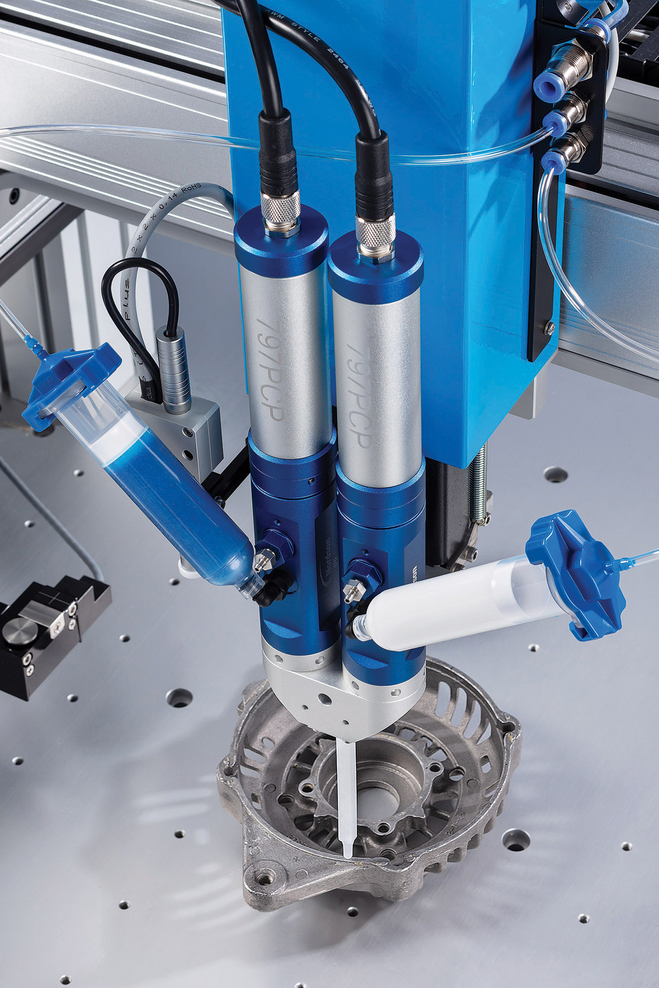 Une pompe à cavité progressive pour un dosage volumétrique en continu