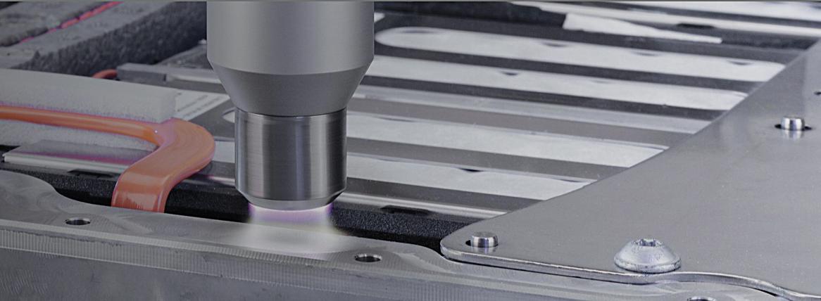 Une buse rotative pour un nettoyage ultrafin au plasma