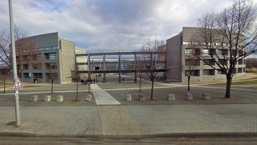 Inauguration d'un centre de formation à Clermont-Ferrand