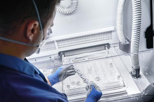 Formation en fabrication additive pour l'enseignement supérieur