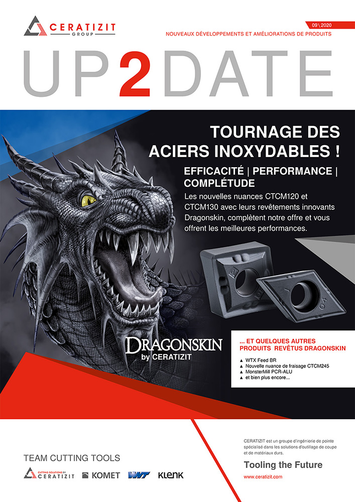 Catalogue : Up2date de septembre