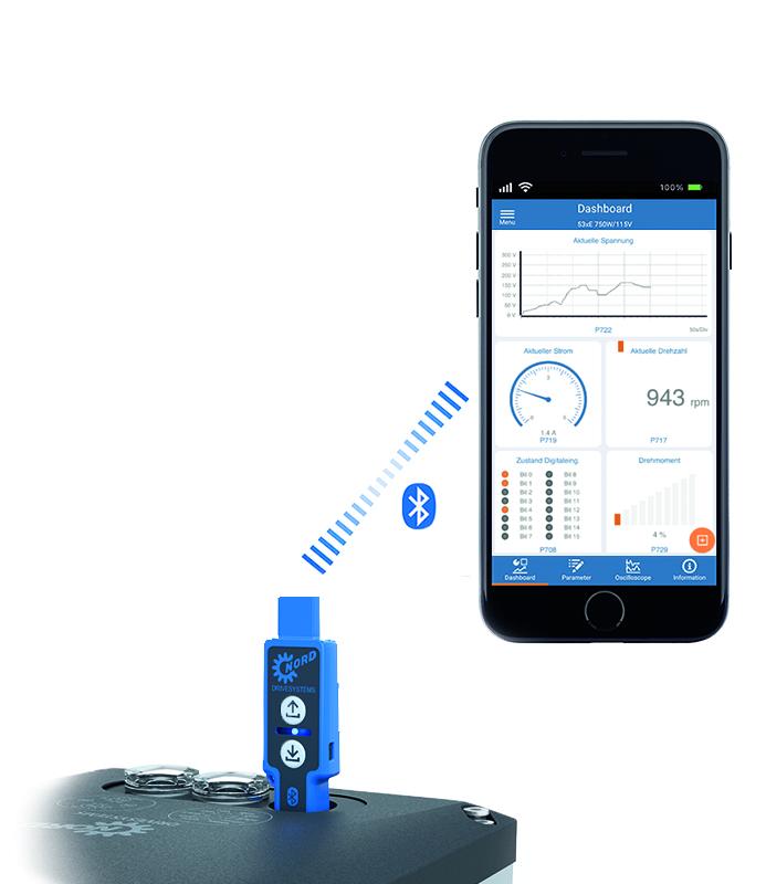 Une solution de mise en service et de maintenance mobile