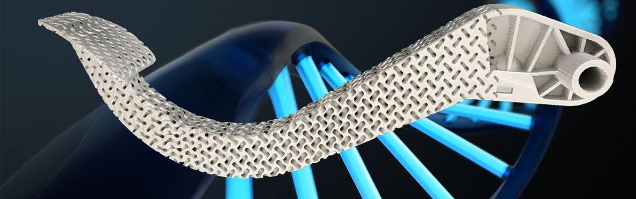 Un module pour créer des structures légères en additif