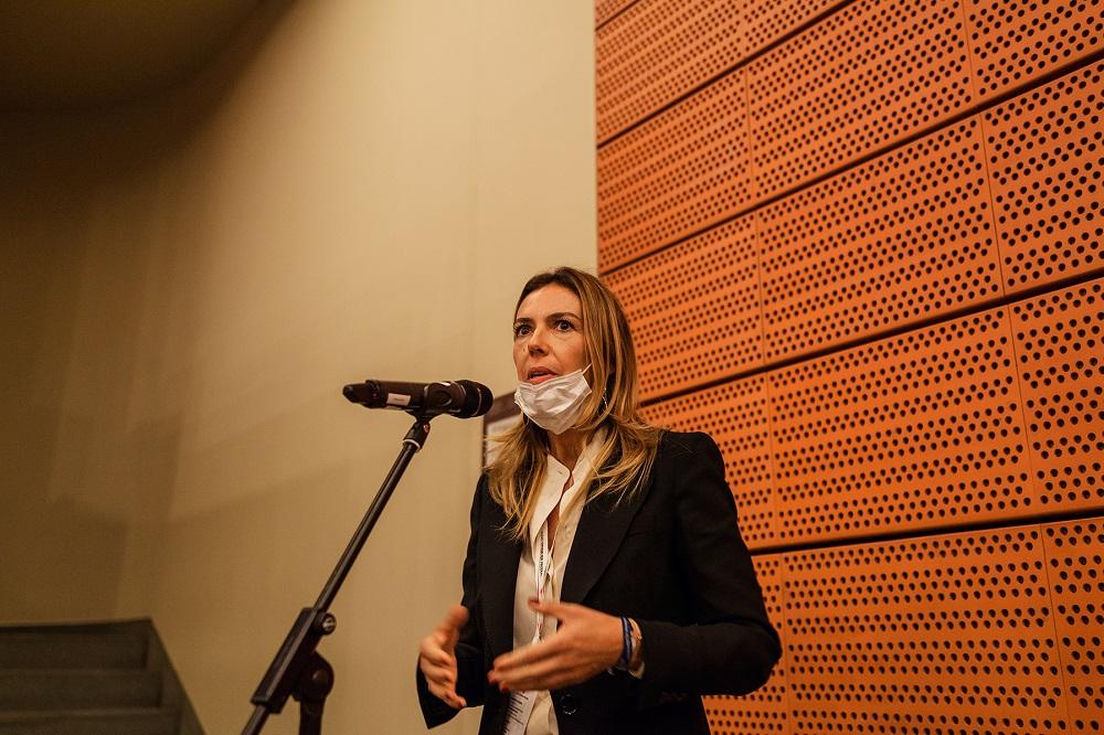 Machine-outil : une femme à la tête de l'association italienne Ucimu