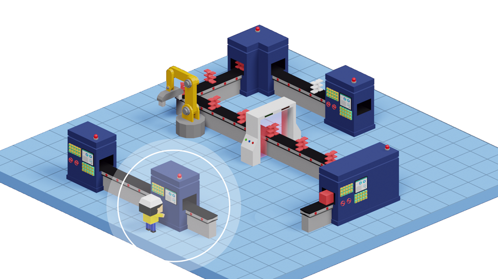Un système innovant de relevé des temps d'opérateurs