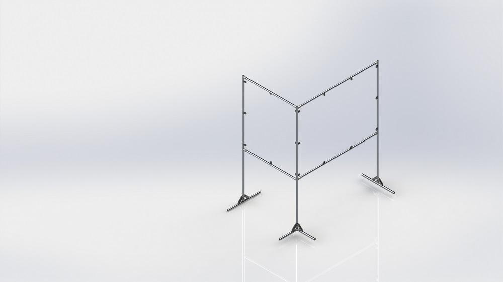 Des écrans de protection pour tous les espaces de travail