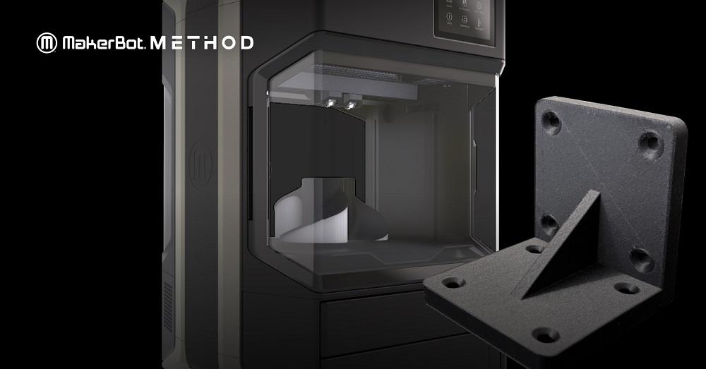 Impression 3D : MakerBot étend sa gamme de matériaux